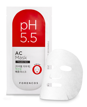 [新] pH5.5 Efficacy AC 表面膜