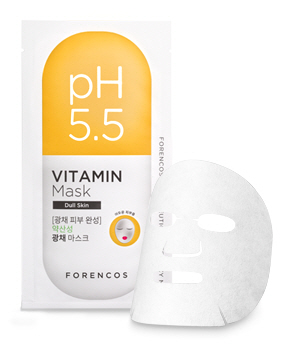 [新] pH5.5 Efficacy Vitamin表面膜